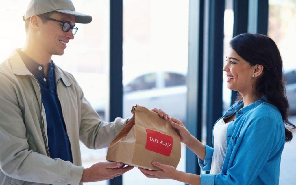 สั่งอาหารเดลิเวอรี่จากร้านใกล้บ้านคุณ