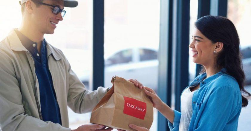 ไม่อย่างเสี่ยงโควิดแต่ยังติดความอร่อย แค่สั่งอาหารเดลิเวอรี่จากร้านใกล้บ้านคุณ